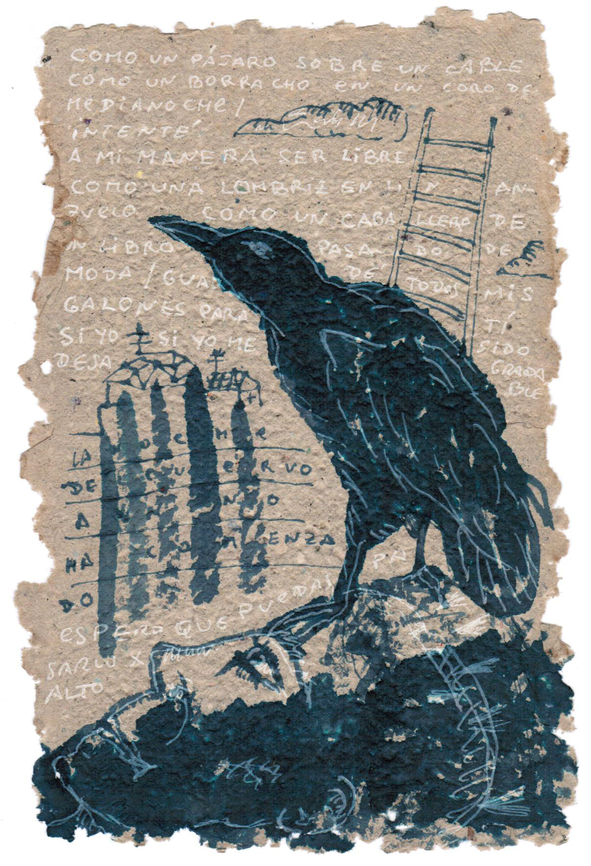 Resultado de imagen para cuervo botero